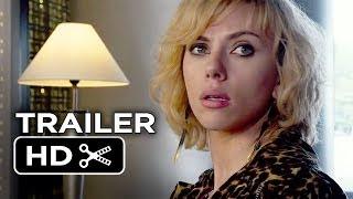 Lucy – Trailer (2014) – Scarlett Johansson Movie