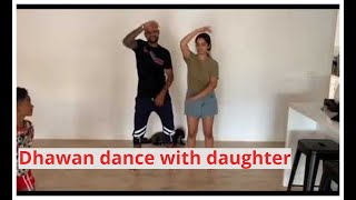 Shikhar Dhawan posts dance video with daughter on her birt..