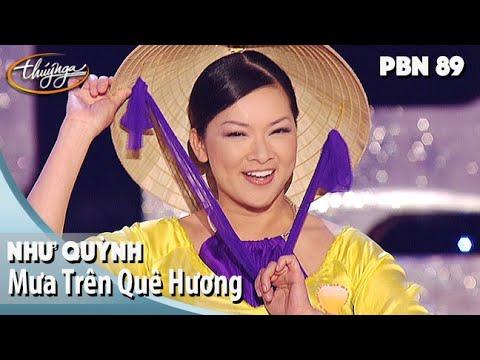 PBN 89 | Như Quỳnh - Mưa Trên Quê Hương