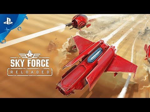 Sky Force Reloaded Trailer