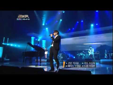 [HIT] 불후의명곡2-려욱(Ryeo Wook) - 바다에 누워.20120728