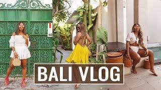 TRAVEL VLOGGGG -- Work Trip to Bali!!! | JaLisaEVaughn