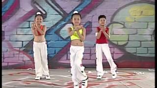 Dạy nhảy cho bé - CÙNG NHẢY HIPHOP