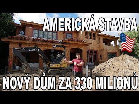 Neuveriteľne stavba domu v Beverly Hills za 330 milionů korun! House tour
