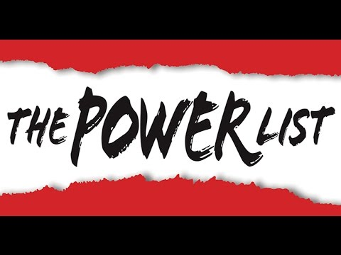 50 most powerful people in foodservice