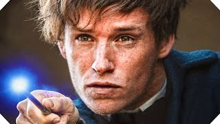 FANTASTIC BEASTS (Harry Potter Spinoff, 2016) - ALL Trailers and Movie CLIPS Compilation !