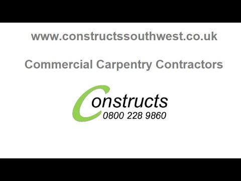 Carpentry Contractors Somerset Taunton Exeter Bristol Weston super Mare Commercial Residential Property Portfolio Landlords