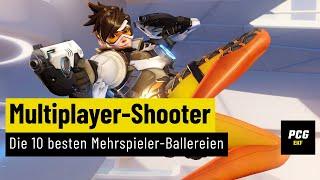 Einkaufsführer Multiplayer-Shooter   Die derzeit 10 besten Mehrspieler-Ballereien