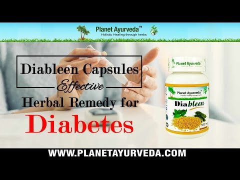 Best Herbal Remedy to Control All Types of Blood Sugar
