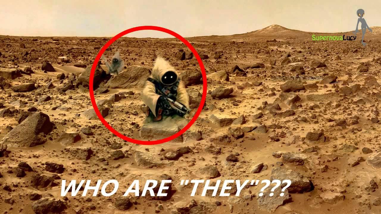 [HD]Life On Mars!!! - 2013 NASA Alien Footage - YouTube