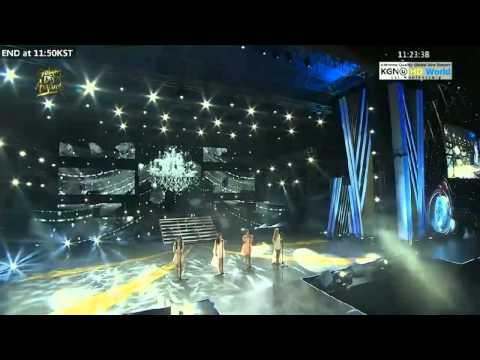T-ara & Miss A Special stage [Kpop Girls] ( Fin K.L & S.E.S ) GDA