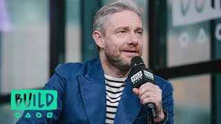 "Martin Freeman On Working With Ryan Coogler On ""Black Panther"""