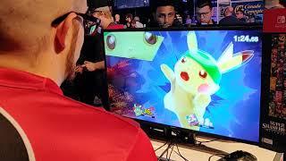 Smash Bros Ultimate: Pikachu (ESAM) vs Sheik (??)