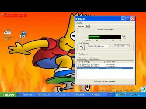 Crear Radio Online con tu propio servidor Icecast By Locuendo (HD)