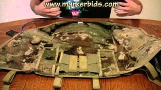 Dye Vest Tactical 11 camo
