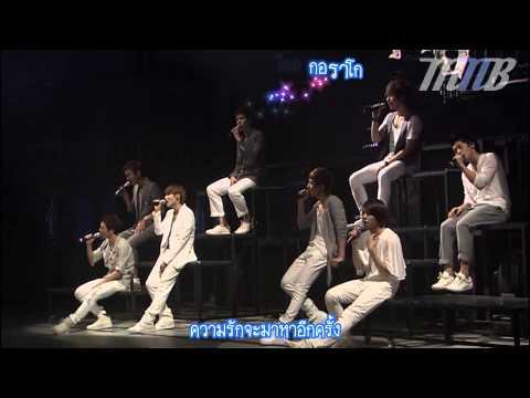 [MNB] Super Junior - 미워 (Hate U, Love U) (Live) [THAI SUB]