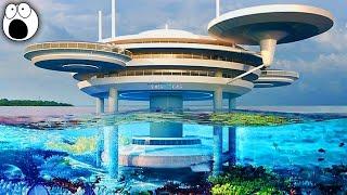 Top 10 Underwater Buildings That Actually Exist