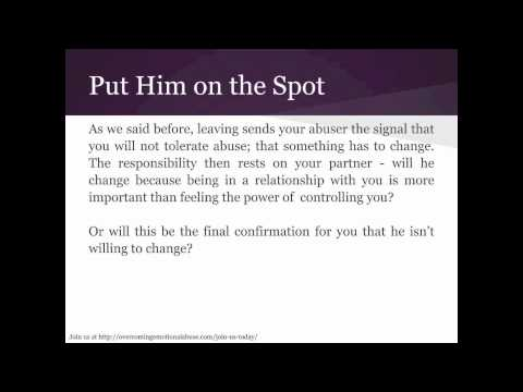 abusive gay relationship signs