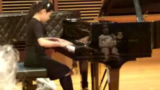 Ellie Dong (10 year old) plays Nocturne in B major Op 32 No.1 (Chopin)