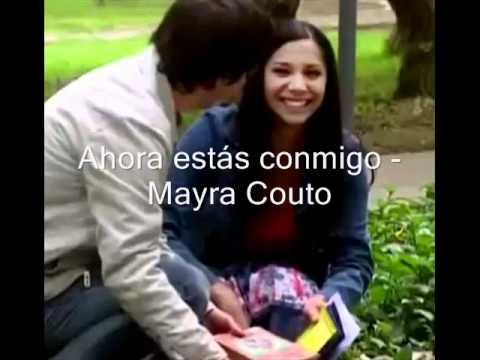AHORA ESTAS CONMIGO-MAYRA COUTO (Cancion de Grace y Gustavo Adolfo)