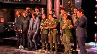 "Sing Off 4 Face Off - Home Free vs The Filharmonic - ""I'm Alright"" From Caddyshack"