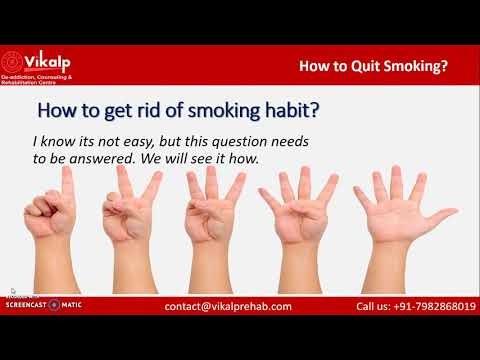 How to Quit Smoking Cigarettes? 5 Easy Methods
