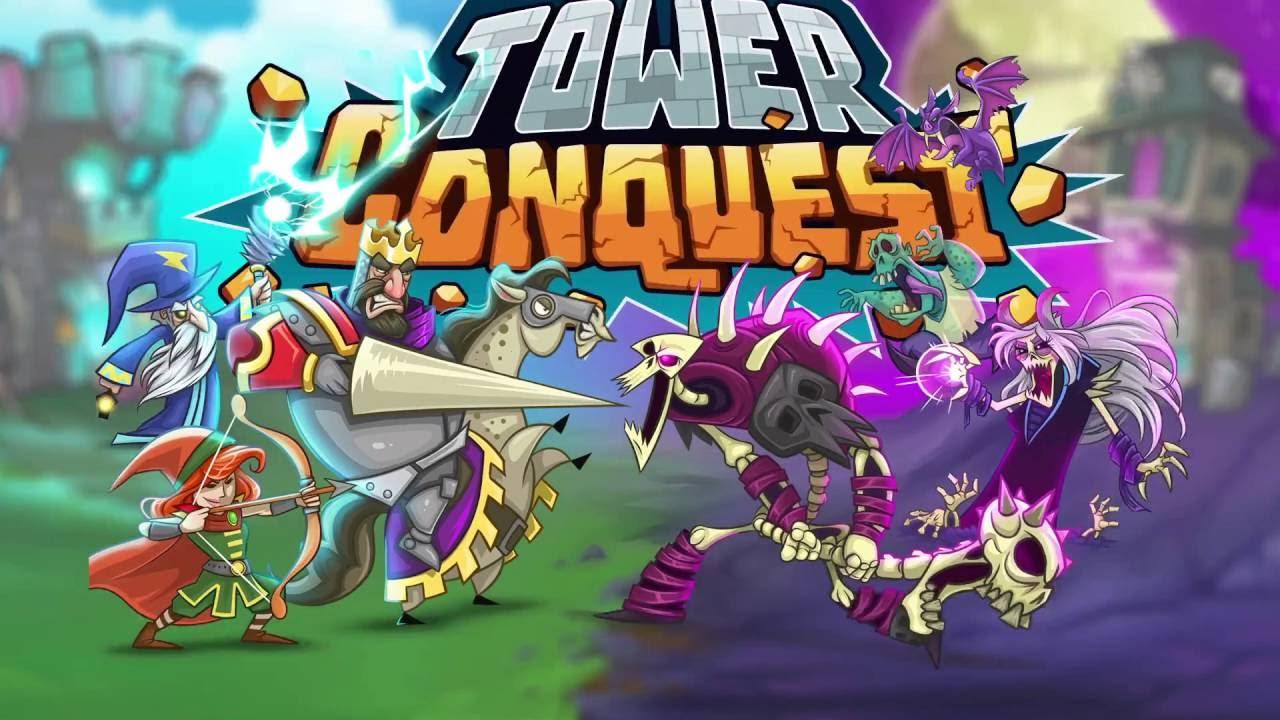 Играй Покорение башен На ПК 2
