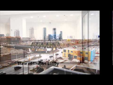 FOR LEASE 560 Front St West Suite 603 .wmv