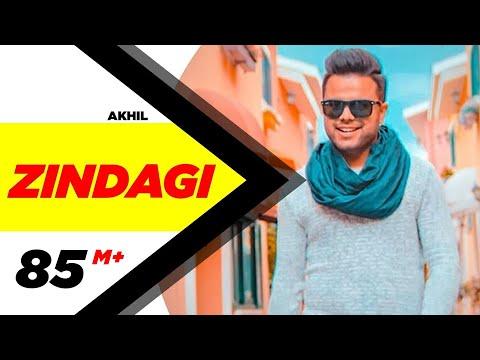 ZINDAGI LYRICS - AKHIL | Punabi Romantic Song 2017
