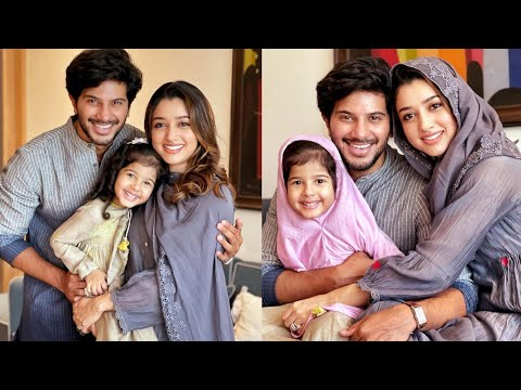 Dulquer Salman shares latest family pics on Eid-al-Fitr
