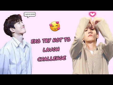 'Try Not To Laugh Challenge' EXO version