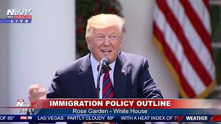 BREAKING: President Trump MAJOR Immigration Policy Proposal