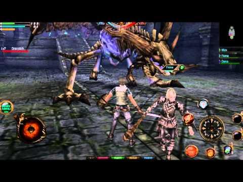 世界のゲームショウにて展示された「The Ring of the Dragon」がついにGooglePlayに登場!!