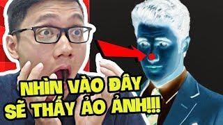 NẾU NHÌN LÂU ẢO ẢNH SẼ XUẤT HIỆN Ở NHỮNG HÌNH NÀY!!! (Sơn Đù Vlog Reaction)