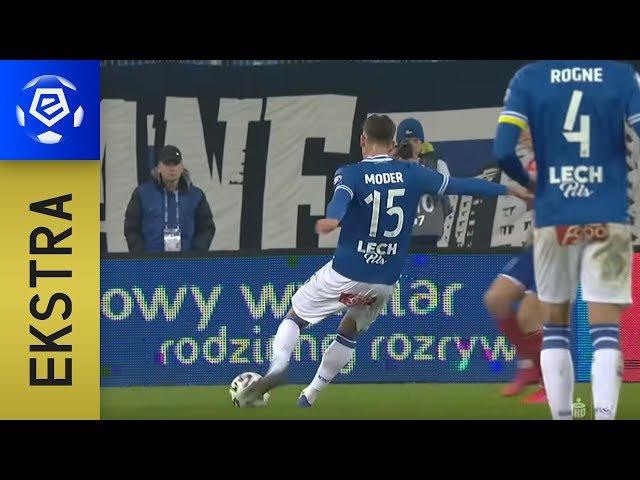 FENOMENALNY gol Jakuba Modera! [VIDEO]