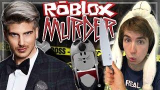 Ultimate Betrayal! | Roblox Murder w/ Joey Graceffa