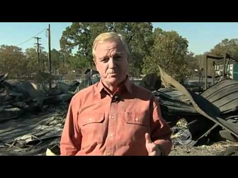 Texas wildfires burn out of control