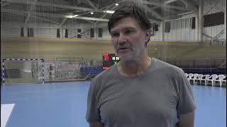«Нужно будет приложить много усилий для победы» — главный тренер «Скифа» рассказал о предстоящей игре
