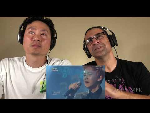 Reaction -  Chen & Baekhyun - Really I Didn't Know ( Immortal Song 2 )