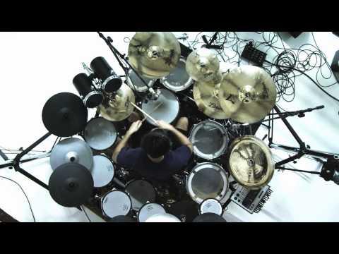ONE - Metallica - Drum cover