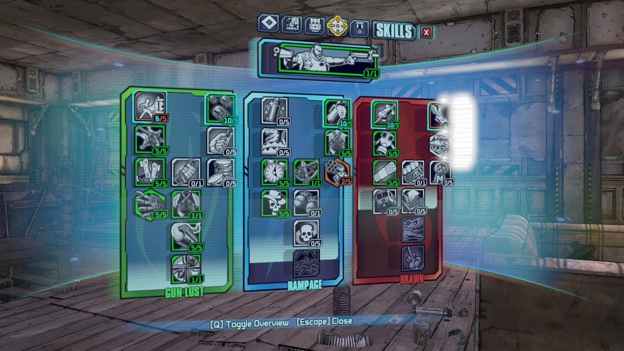 Borderlands 2 The Ultimate Commando Build – Wonderful Image
