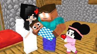 Poor Herobrine Life - SAD Story - Minecraft Animation