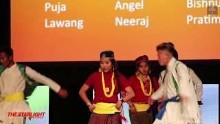 Aakashai Jhalmala Tarale by The Starlight Dance Group SA Australia - iAbishakHD