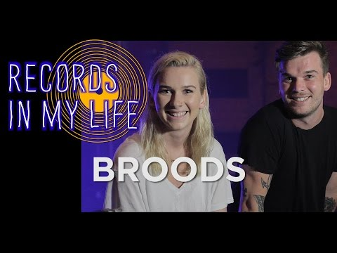 Broods - Records In My Life