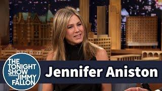 Jimmy Fallon Is Jealous of Jennifer Aniston's Trips with Jimmy Kimmel
