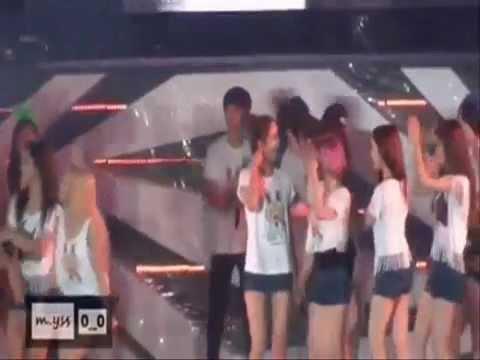 f(EXO)~EXO KAI With F(krystal)