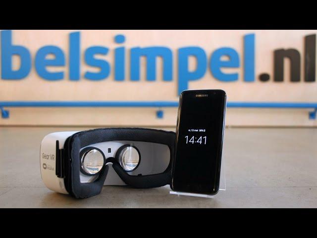 Belsimpel-productvideo voor de Samsung Galaxy S7 Edge