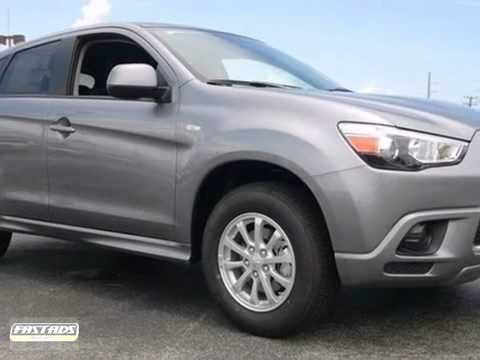 2012 Mitsubishi Outlander Sport #M012055 in West Palm