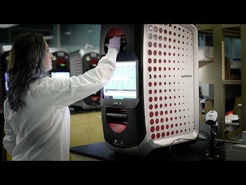 Experience an ARIES® System & SYNCT™ Software Enabled Lab