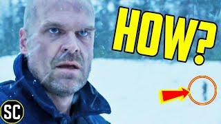 Stranger Things 4 Trailer: Hopper's Return and Eleven's New Powers EXPLAINED